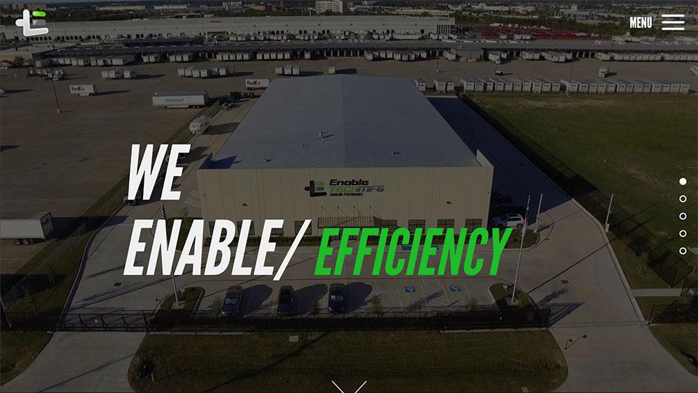 manufacturing website design Boise Idaho